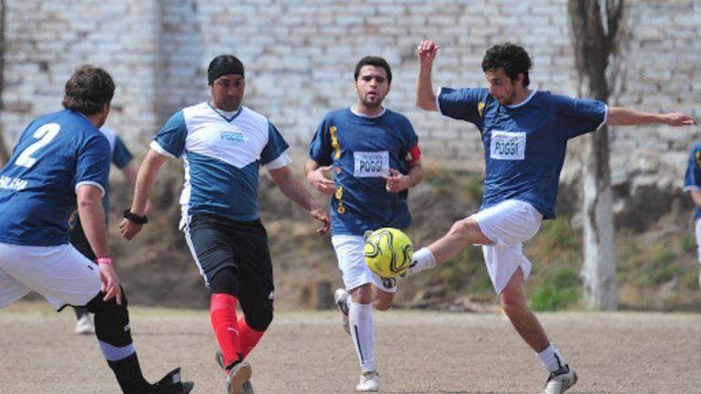 El fútbol de barrios