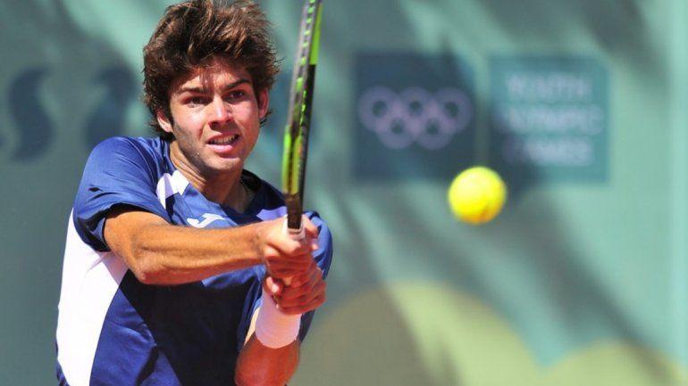 Argentina se quedó con la medalla de plata en tenis: Facundo Díaz Acosta perdió la final