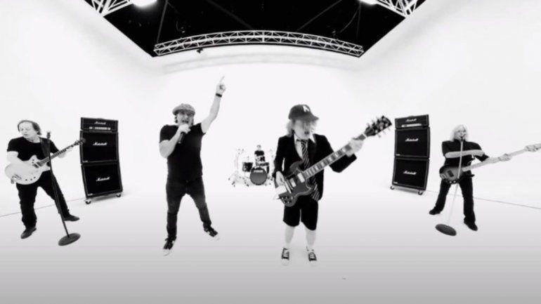 AC/DC lanza un nuevo video: Realize