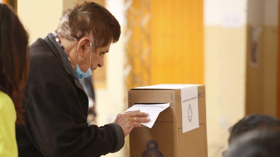 Elecciones 2021 en Jujuy.