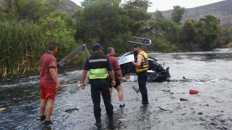 Salta: cómo fue el accidente en el que murió Jorge Brito