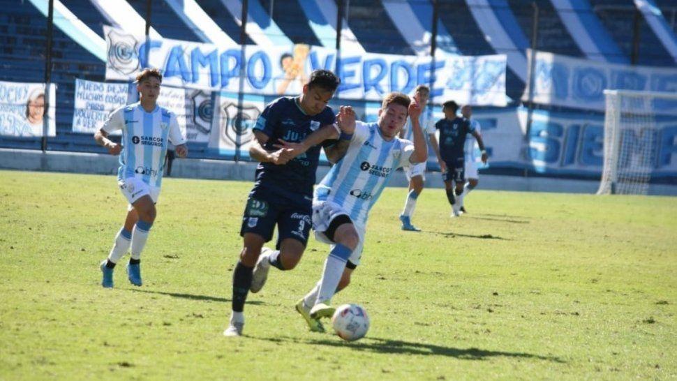 Primera Nacional.  Gimnasia de Jujuy le ganó 1 a 0 a Atlético Rafaela