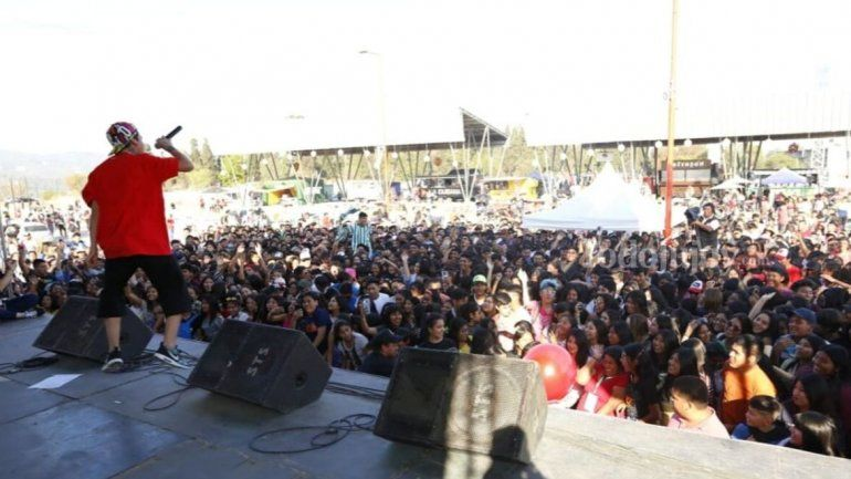 Con un éxito total cerró el Primavera Fan Fest 2019