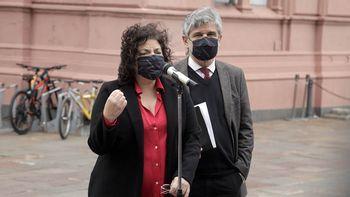 Carla Vizzotti informó que Tierra del Fuego es la primera provincia en lograr la inmunidad de rebaño.