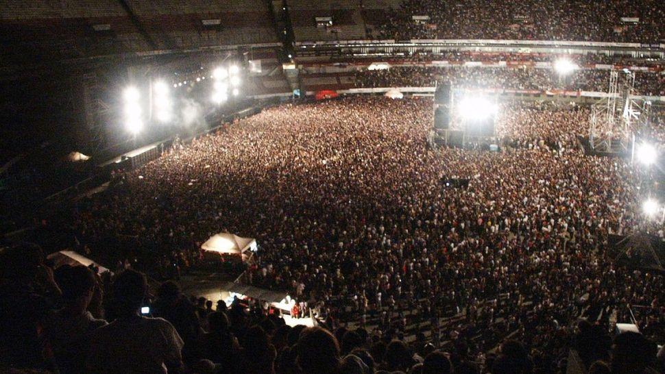 Efemérides: a 14 años del regreso de Soda Stereo a los escenarios.