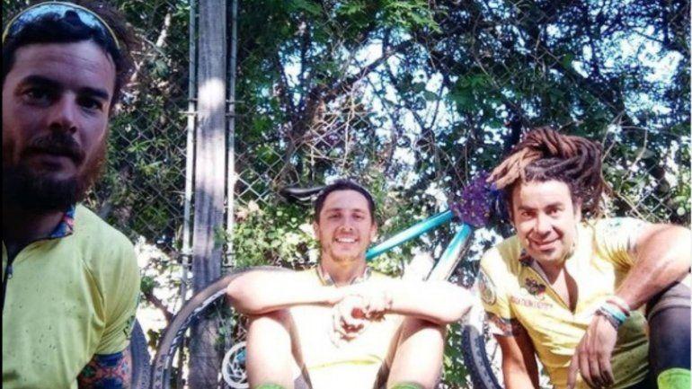 El sueño de tres ciclistas: unir la Argentina por la Ruta 40