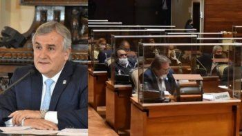 Hoy el Gobernador inaugura el 160° periodo de Sesiones Ordinarias