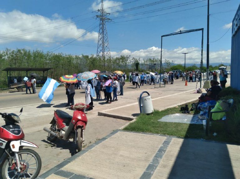 Jujuy: cortes de ruta en varios puntos de la provincia