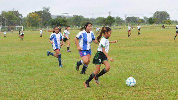 San Pedro tiene la primera Liga de Fútbol Infantil Femenina