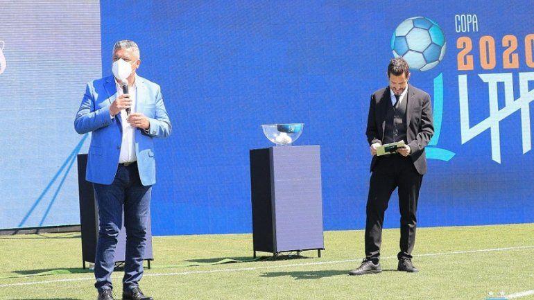 Se sorteó la Copa de la Liga Profesional:  así quedaron definidas las seis zonas
