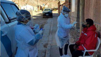 Coronavirus en Jujuy en este domingo de votación