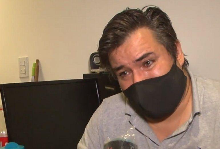 El diputado Ameri lloró en una entrevista y pidió perdón