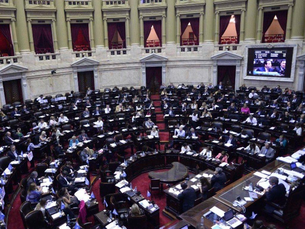 Debate en Diputados