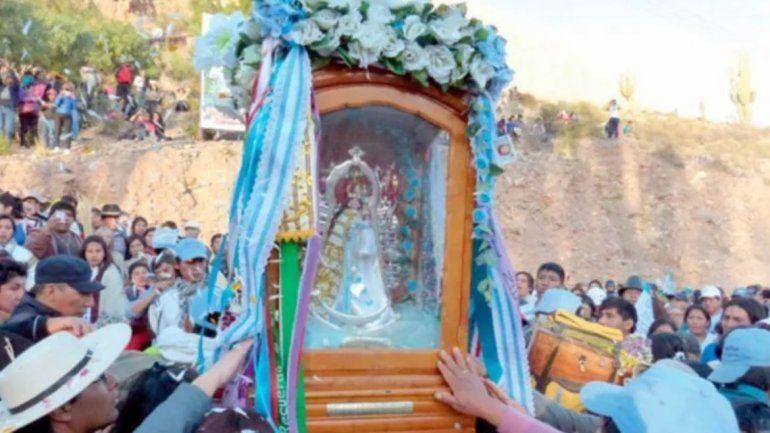 La Virgen de Punta Corral no descenderá este año
