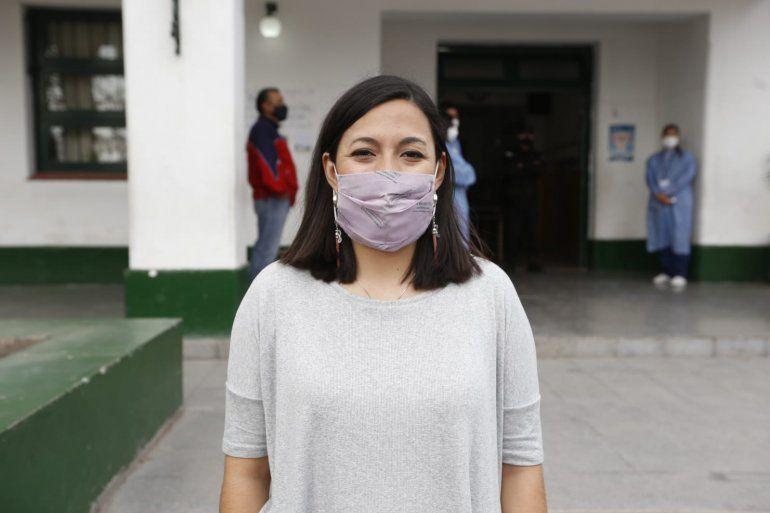 Leila Chaher es precandidata a diputada nacional en las Elecciones 2021