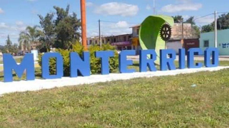 Accidente de remis trucho en Monterrico - Perico