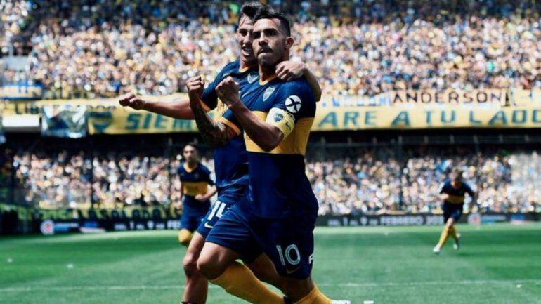 Boca 5-Arsenal 1: el Xeneize se recuperó y Alfaro ganó tranquilidad