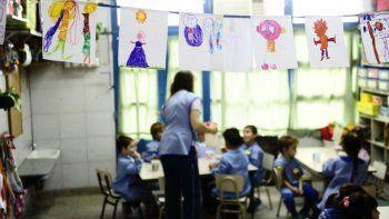 Jardines de infantes: Se identificó a un falso gestor