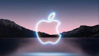Apple presentó los nuevos iPhone 13 en elCalifornia Streaming.