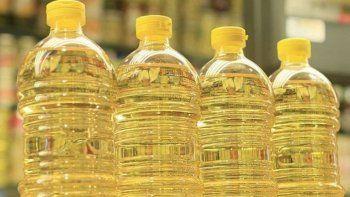 La ANMAT prohibió la comercialización de un aceite de girasol por fabricarse sin autorización y estar falsamente rotulado.