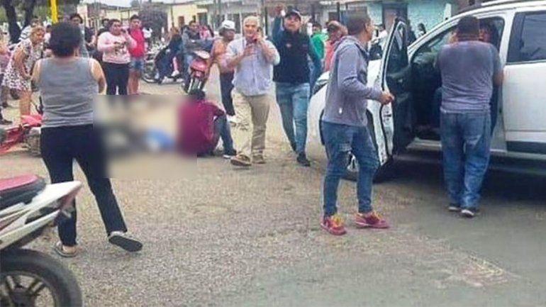 Jujeña protagonizó un accidente donde murió una nena de 4 años en Orán