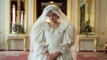 Emma Corrin es la actriz encargada de interpretar a Lady Di en la serie The Crown.