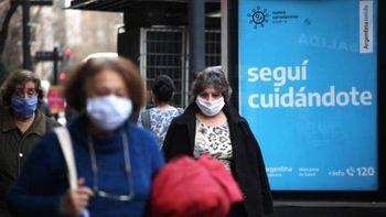 Argentina y Portugal son los países con más semanas de caída de casos.
