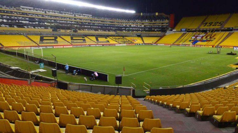A pesar de los contagios, Conmebol confirmó que se juega el partido entre Barcelona y Flamengo