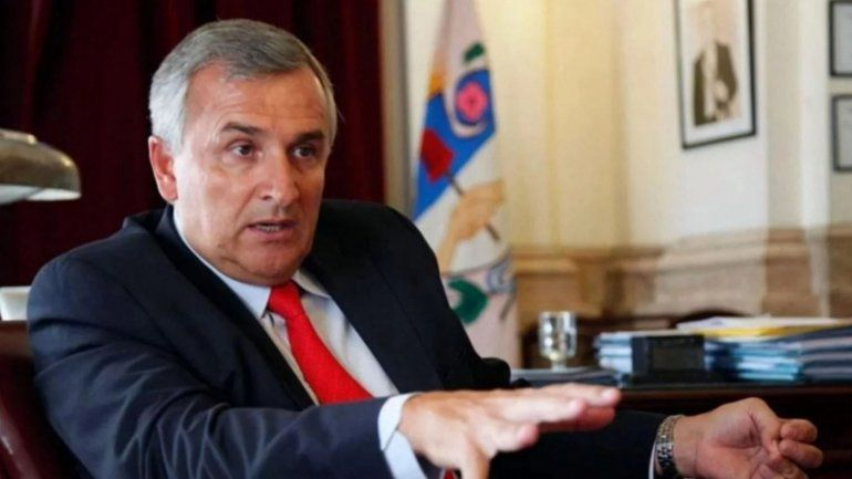 Gerardo Morales: Le pregunté al Presidente y me dijo que no avala la intervención al Poder Judicial