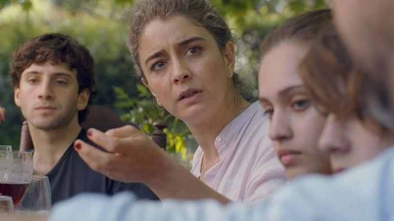 La actriz Érica Rivas en Los sonámbulos