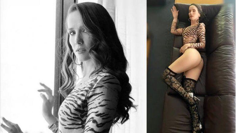Natalia Oreiro se ríe de su radical cambio de perfil: De no tener redes a bebotear