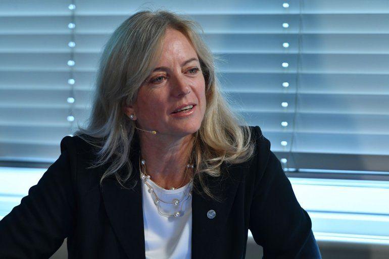 Estados Unidos: Karen Hallberg a la Sociedad de Física