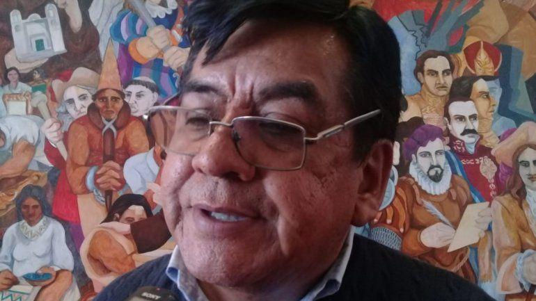 Falleció Hugo Mamaní, comisionado de Tumbaya, por covid-19