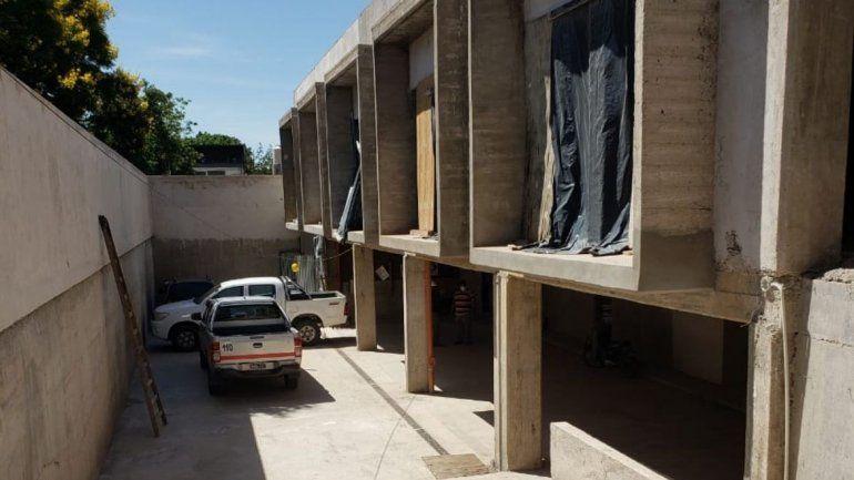Perico: avanza la construcción del Centro Judicial