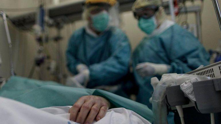 Covid-19 en el país: reportaron 66 nuevas muertes