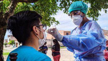 Reporte del COE de casos y muertes en Jujuy a causa del coronavirus