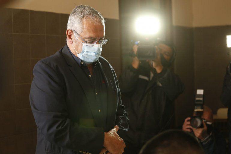 Gustavo Bouhid, precandidato de Cambia Jujuy en las Elecciones 2021.