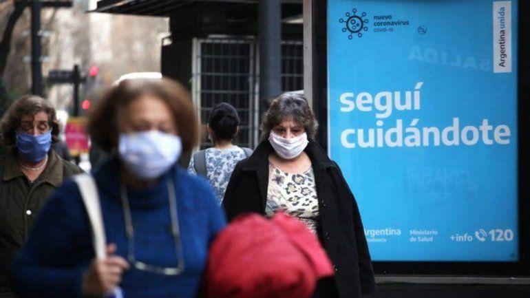 Informaron 261 muertes por COVID-19 y un total de 1.359.042 infectados