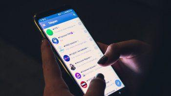 Telegram permite realizar videollamadas con hasta 1000 personas.