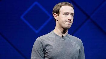 Mark Zuckerberg, el creador y CEO de Facebook. /Archivo