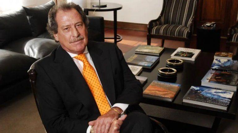 Conmoción entre políticos y empresarios por la muerte del banquero Jorge Brito