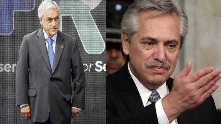Alberto Fernández busca consolidar la relación con Chile