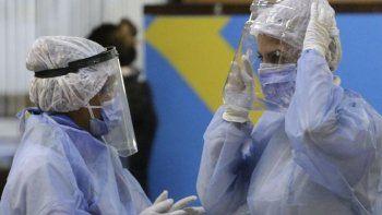 Argentina se mantiene entre los países con más casos a pesar de tener una tasa de vacunación superior al promedio de la región.
