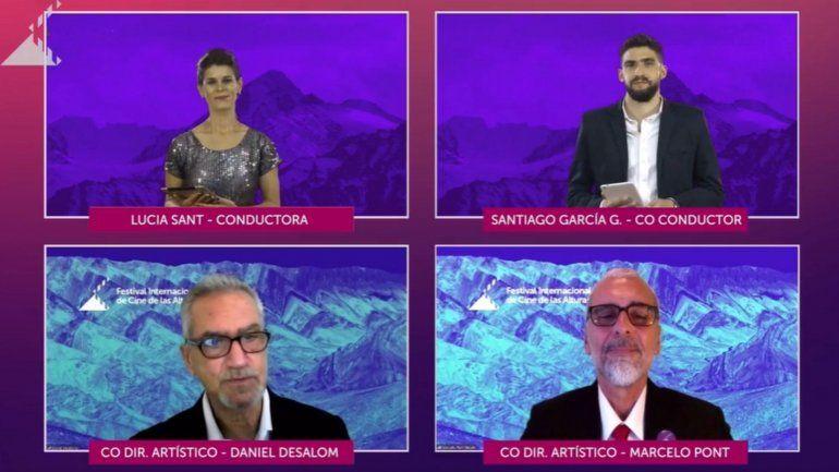 Finalizó el Festival Internacional De Cine De Las Alturas