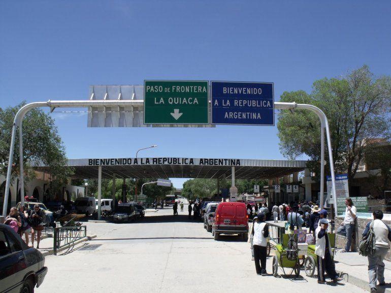 Transporte de carga: habilitan el paso La Quiaca-Villazón