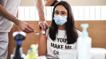 Imagen alusiva // Jujuy gestiona vacunar a jóvenes para la FNE