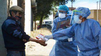 Informe de coronavirus en Jujuy